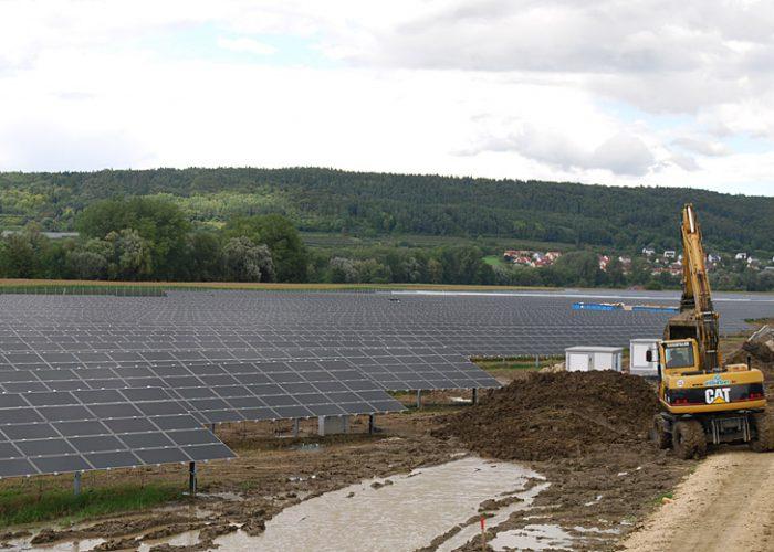 Solarpark Mooshof