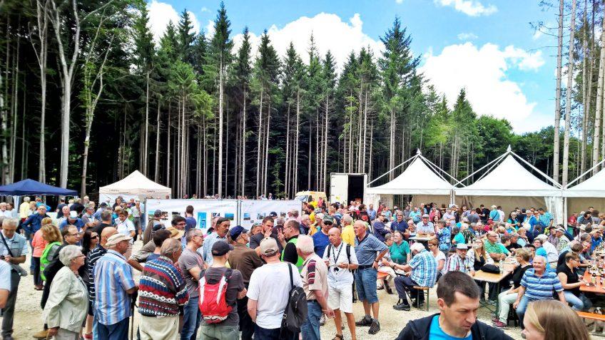 1500 Besucher bei Einweihung des Windparks Verenafohren